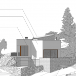 Project for Contemporary House in Matarranya